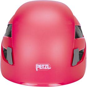 Petzl Boreo Hełm wspinaczkowy, raspberry red